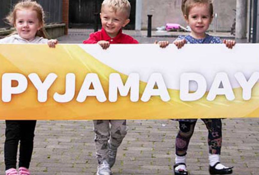 Early Childhood Ireland announces launch of 2018 National Pyjama Day Fund