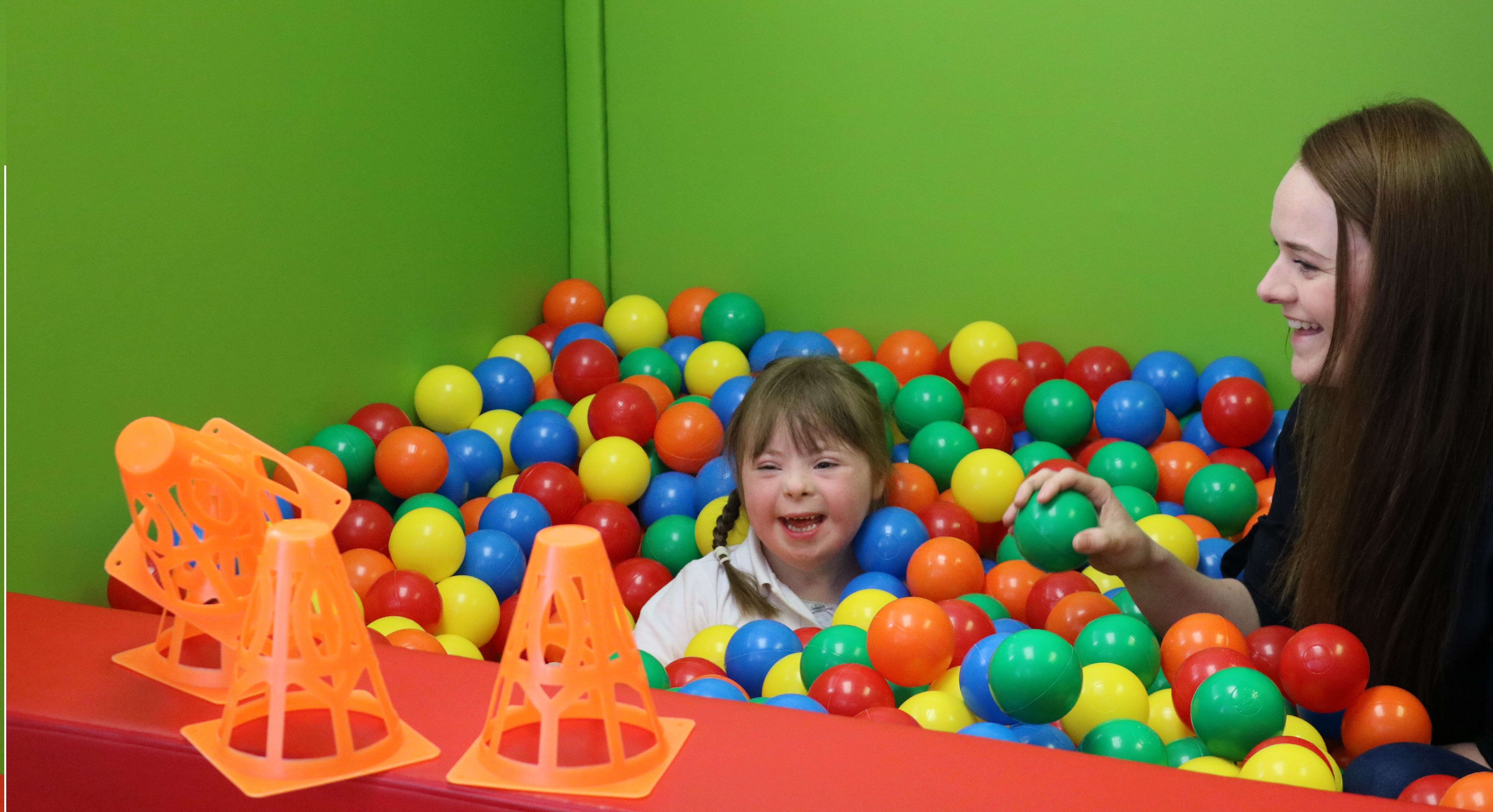 Improving the quality of life for children with down syndrome and their parents