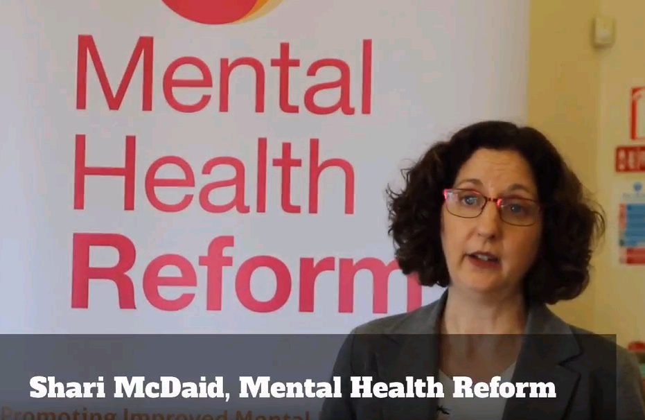 Advocating for better mental health provisions