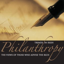 Philanthropy, The View of those who Advise the Rich (PDF_452KB)